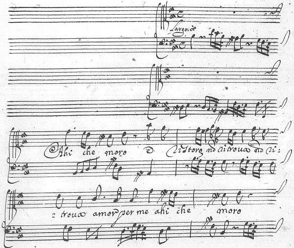 Cantata de Mancini